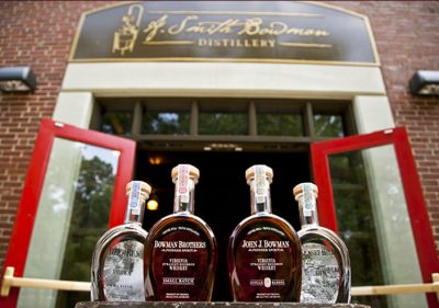 A. Smith Bowman Distillery | Events, Free Tours & More