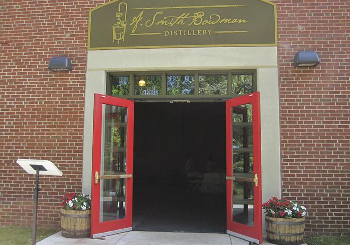 A. Smith Bowman Distillery   Events