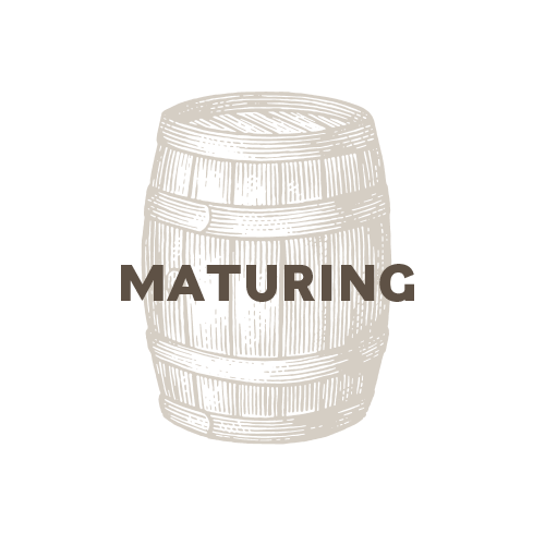 A. Smith Bowman Distillery | Maturing