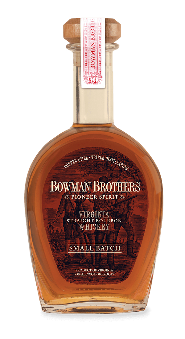 Bowman Brothers | Small Batch Bourbon | A. Smith Bowman Distillery