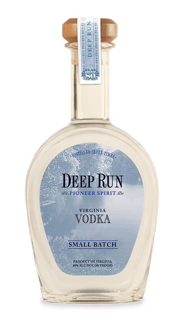 Deep Run | Small Batch Virginia Vodka | A. Smith Bowman Distillery