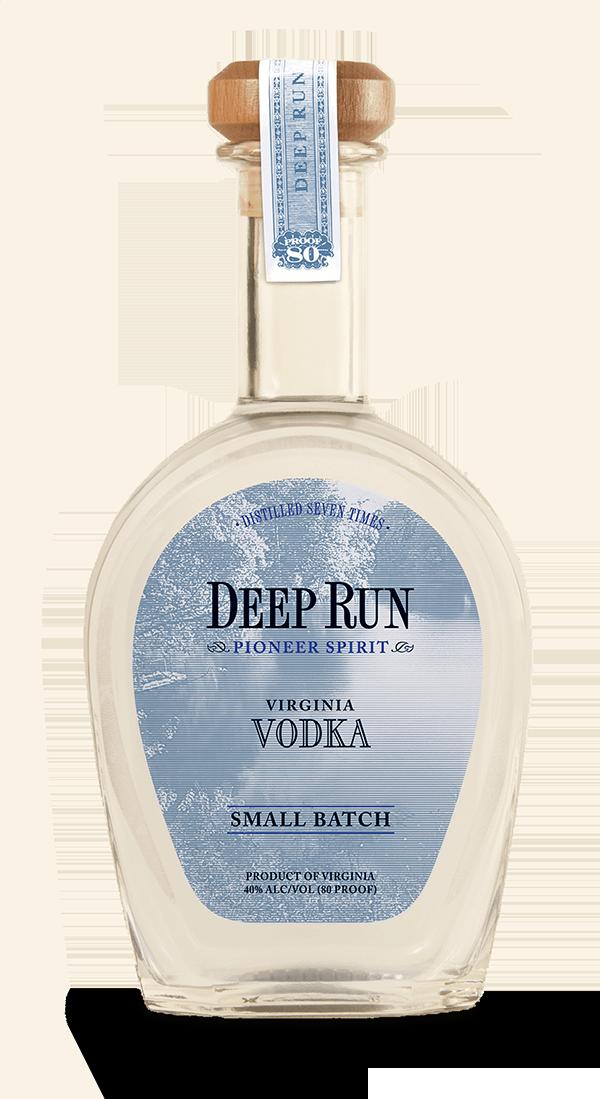 Deep Run | Small Batch Virginia Vodka | A. Smith Bowman Distillery
