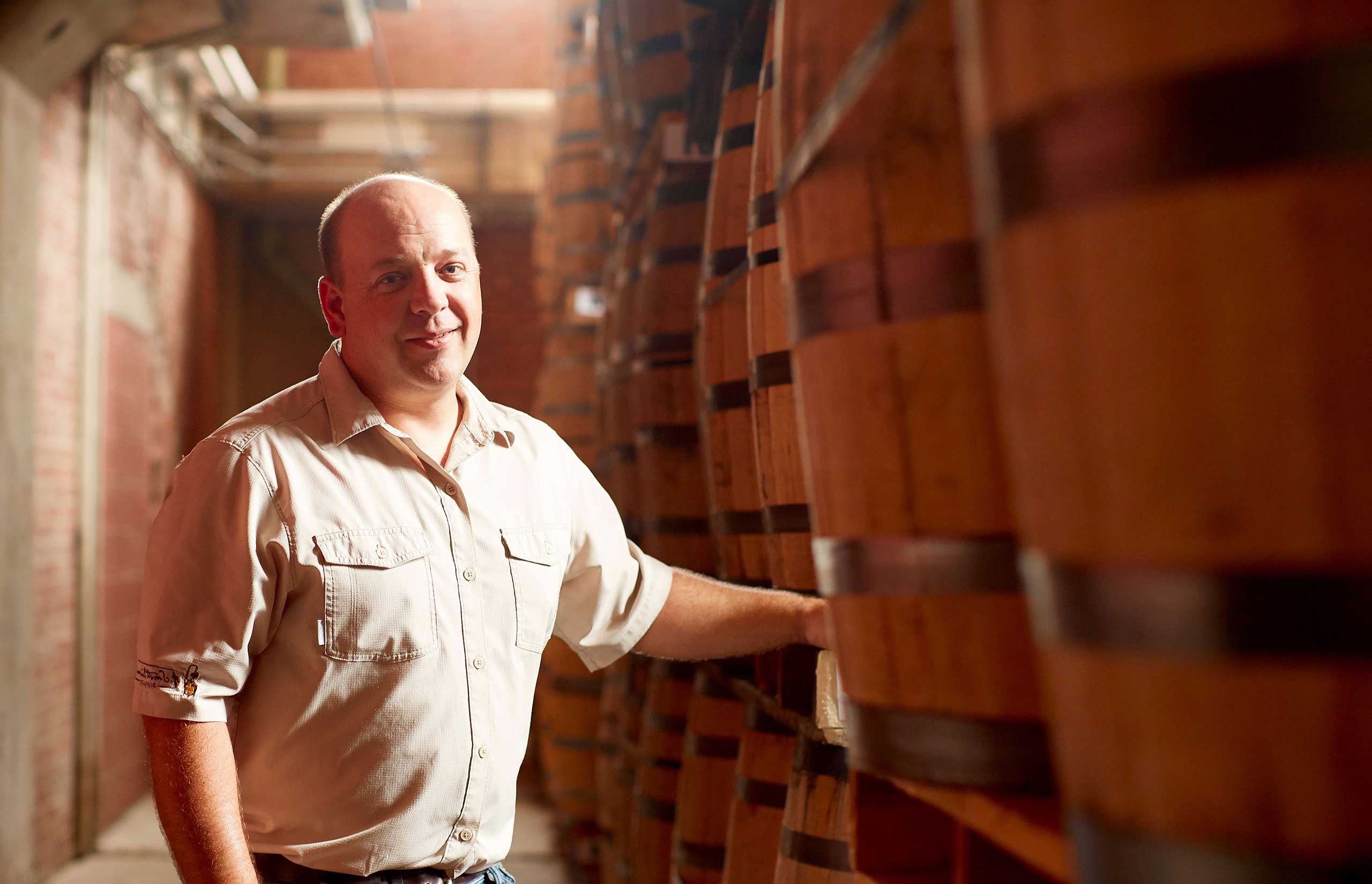 Master Distiller Brian Prewitt | A. Smith Bowman Distillery