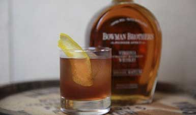 Maple Old-Fashioned | Cocktail Recipe | A. Smith Bowman Distillery