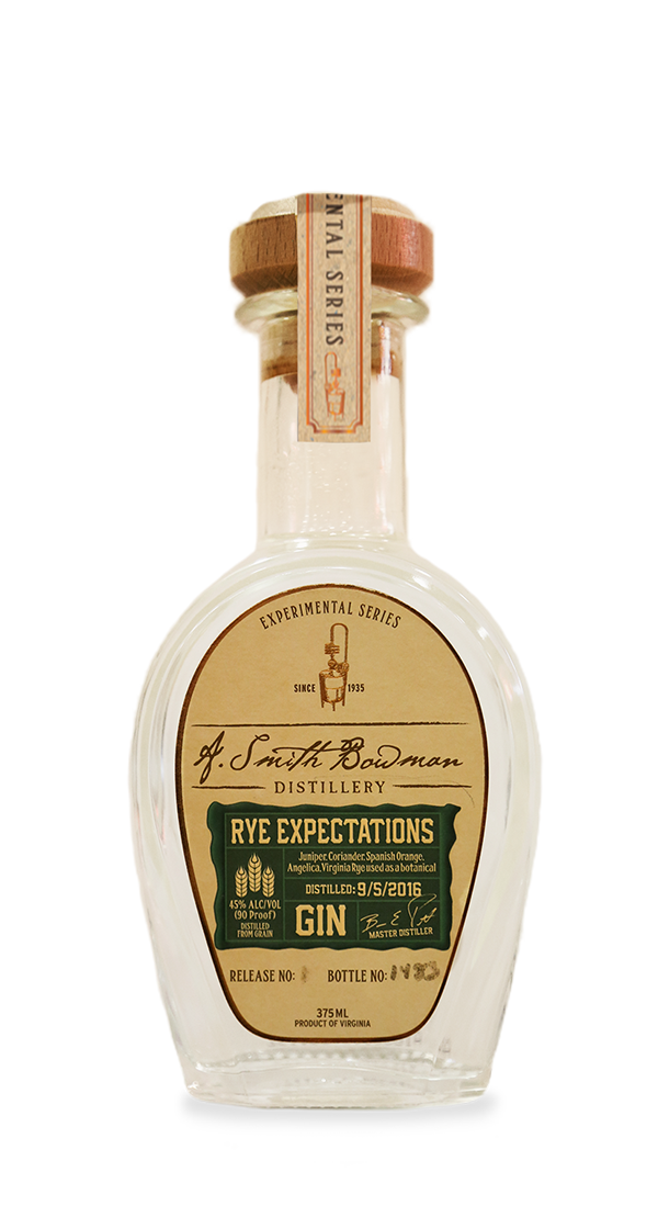 Rye Expectations | Experimental Series | A. Smith Bowman Distillery