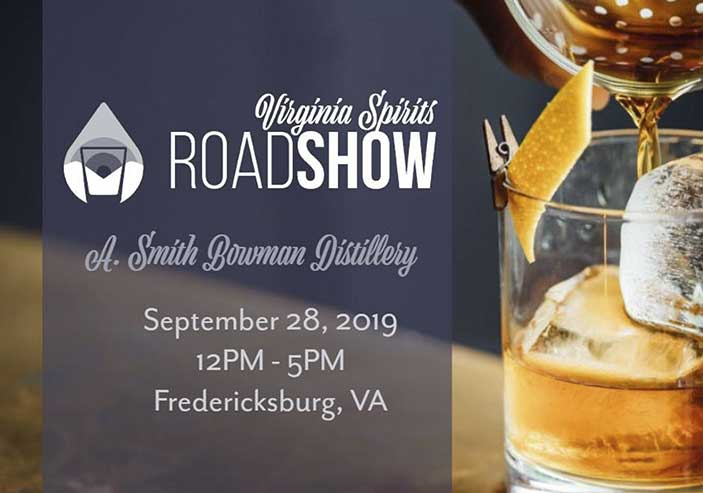 A Smith Bowman Distillery | Virginia Craft Spirits Roadshow