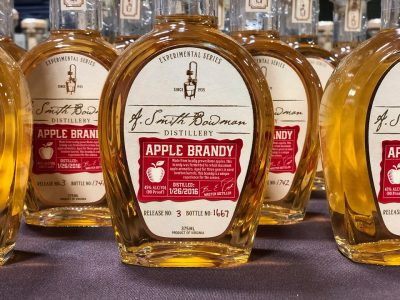 A. Smith Bowman Distillery | Apple Brandy