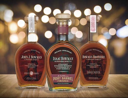 A. Smith Bowman Distillery Bourbons Win Gold at American Whiskey Masters Competition