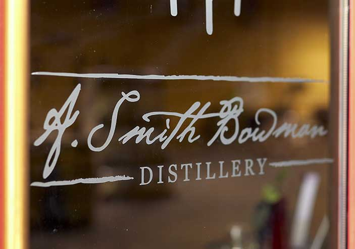 At this year's Los Angeles International Spirits Competition, five A. Smith Bowman entries earned Gold Medals, and one, John J. Bowman Single Barrel Virginia Straight Bourbon, earned a Silver Medal.
