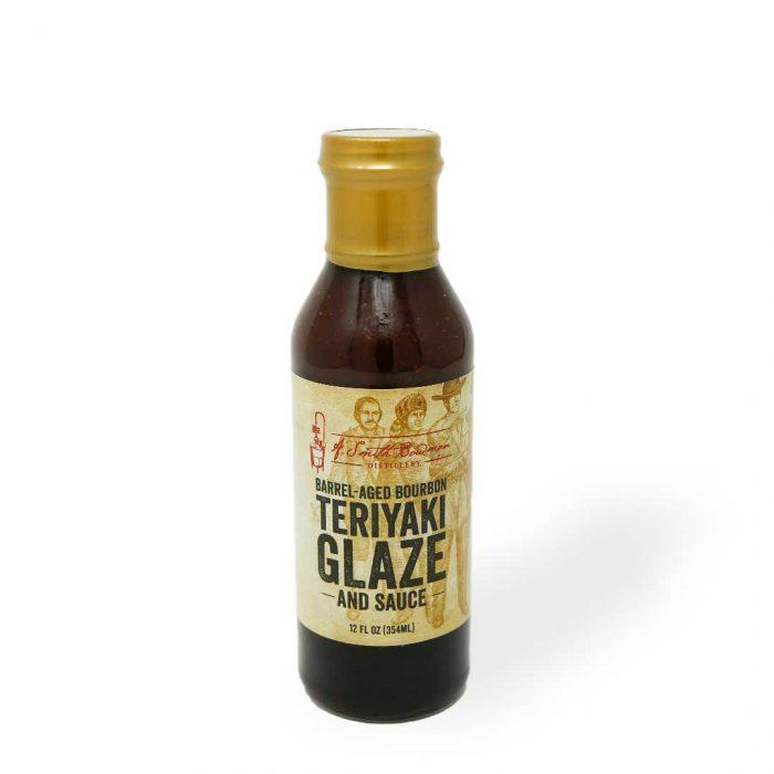 Barrel-Aged Bourbon Teriyaki Glaze and Sauce | A. Smith Bowman Distillery