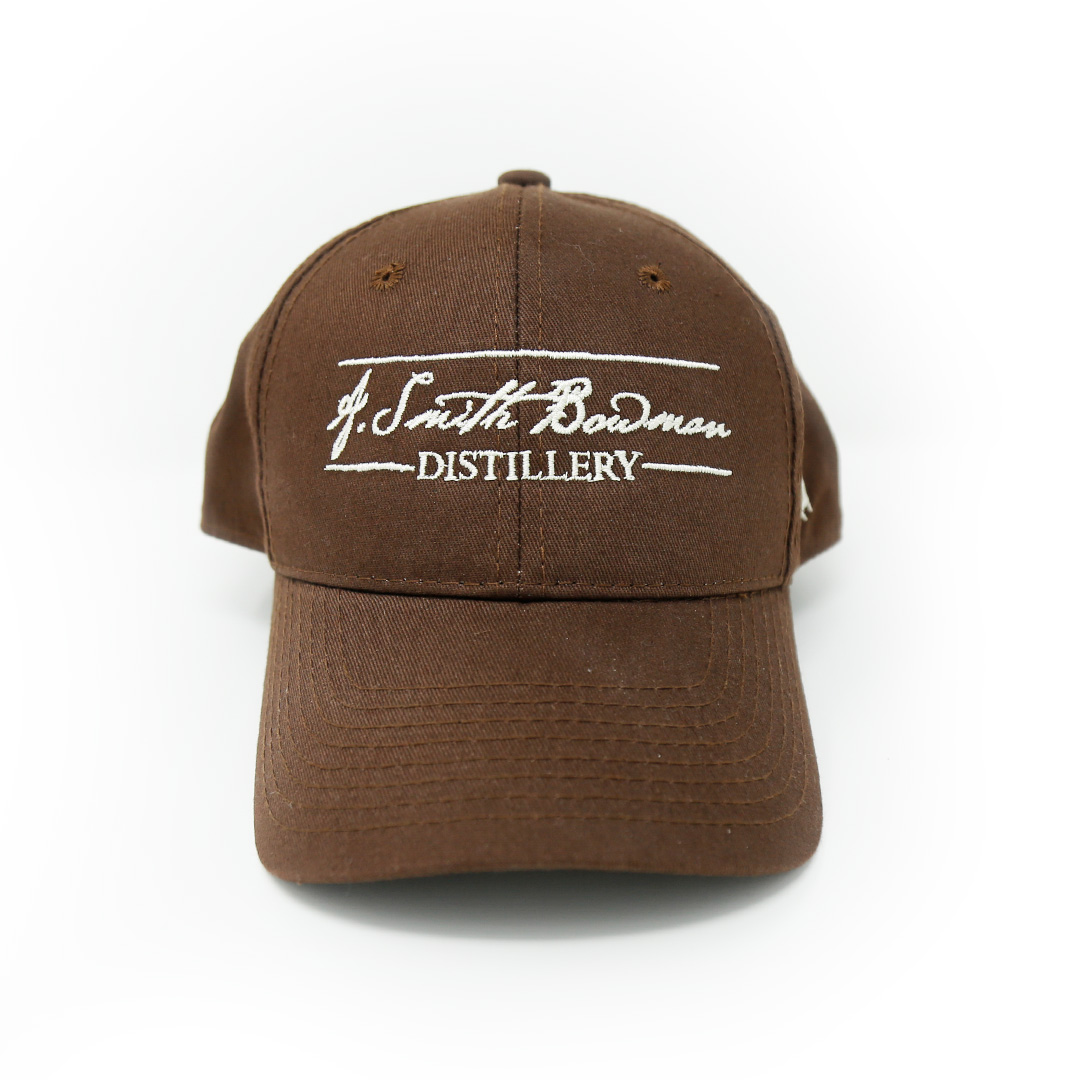 Brown Logo Baseball Hat | A. Smith Bowman Distillery