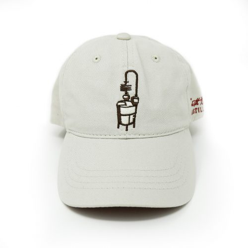 Tan Still Baseball Hat | A. Smith Bowman Distillery