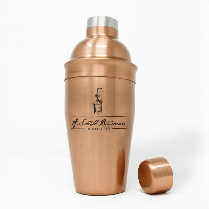 Copper Cocktail Shaker   A. Smith Bowman Distillery