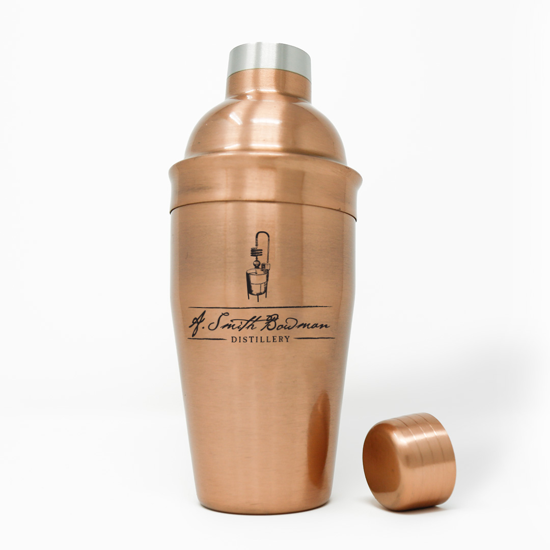 Copper Cocktail Shaker | A. Smith Bowman Distillery