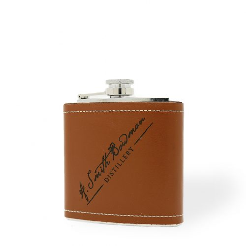 Leather Flask | A. Smith Bowman Distillery