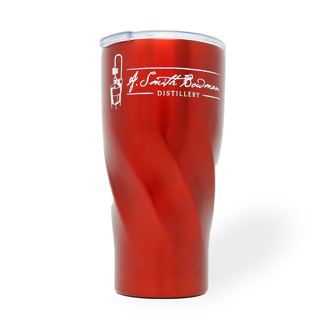 Red Coffee Insulated Travel Mug | A. Smith Bowman Distillery