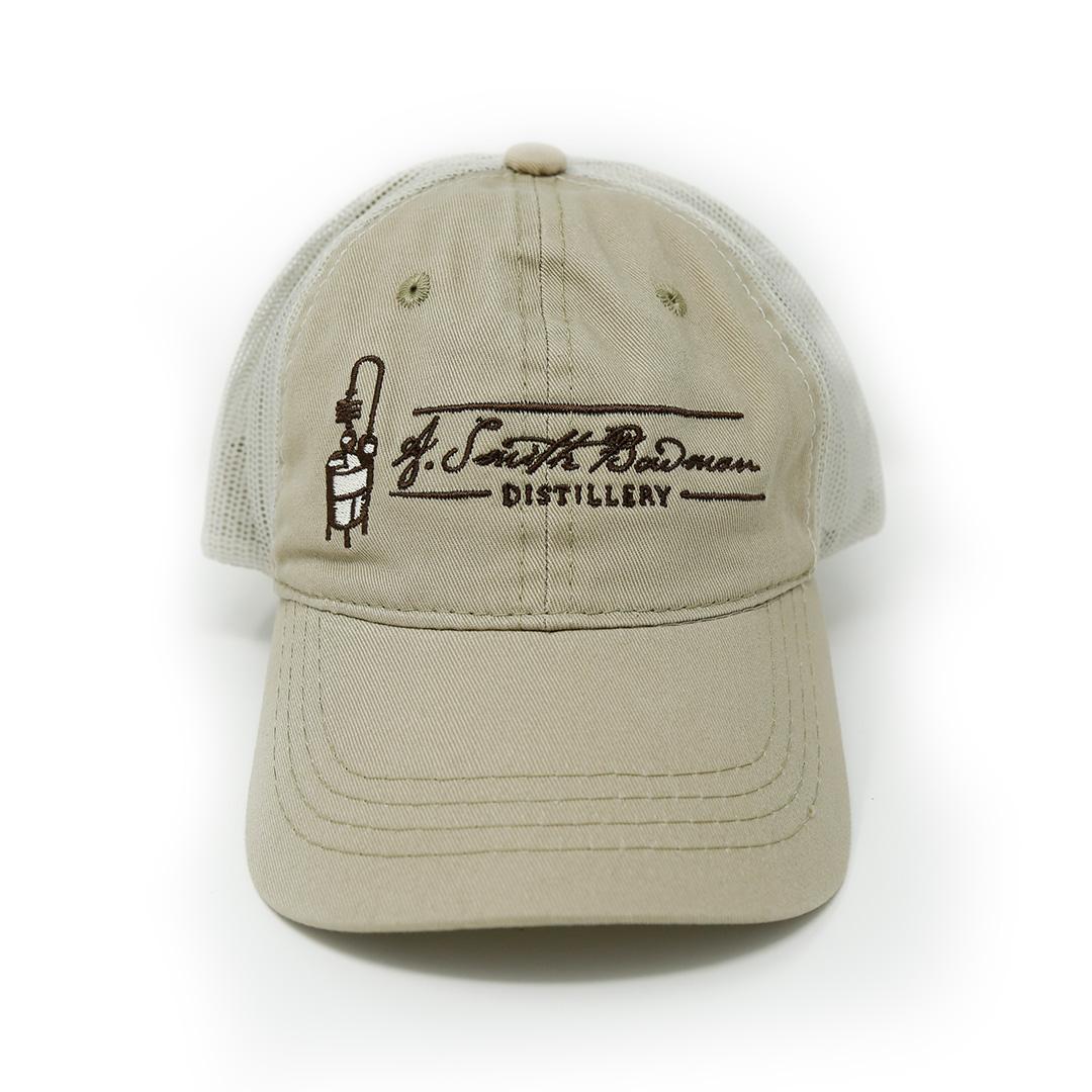 Tan Trucker Hat | A. Smith Bowman Distillery