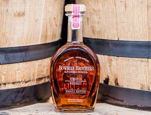 Bowman Brothers Small Batch Virginia Straight Bourbon Awarded Double Gold Medal