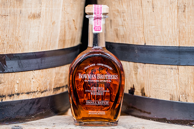 A. Smith Bowman Distillery | Bowman Brothers Wins Double Gold