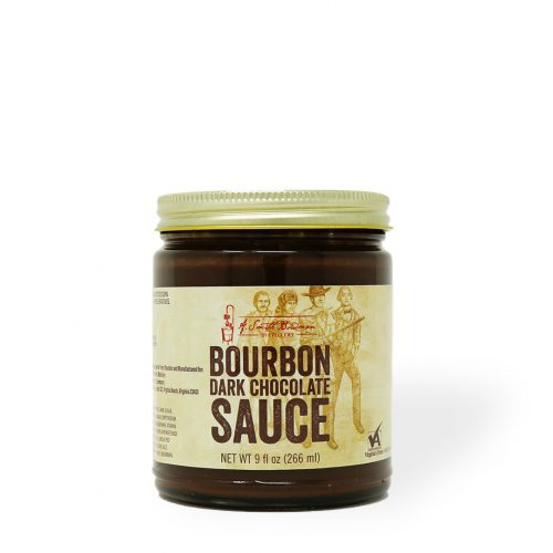 Bourbon Dark Chocolate Sauce | A. Smith Bowman Distillery