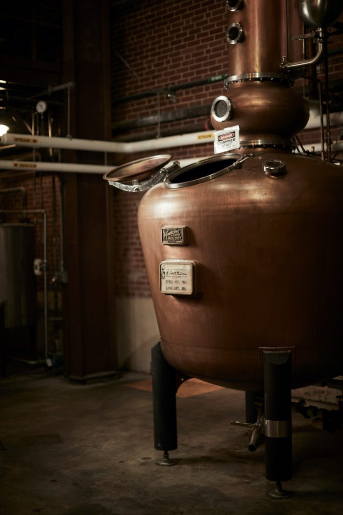 Distillery Tour | A. Smith Bowman Distillery