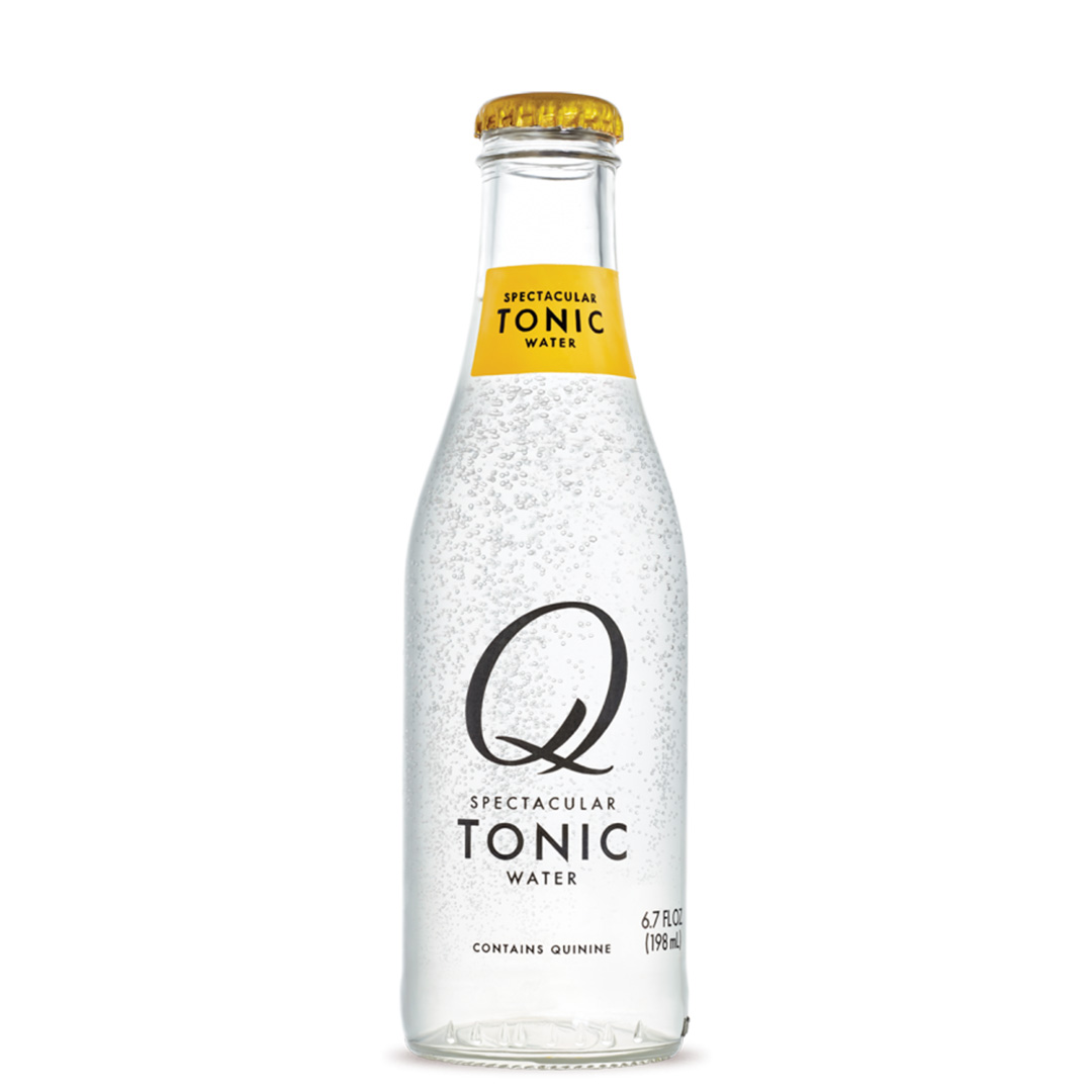 Q Mixers Tonic Water