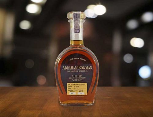 A. Smith Bowman Distillery Announces Limited Abraham Bowman Whiskey Twice Finished Release