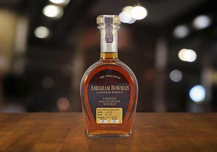 Abraham Bowman | A. Smith Bowman Distillery