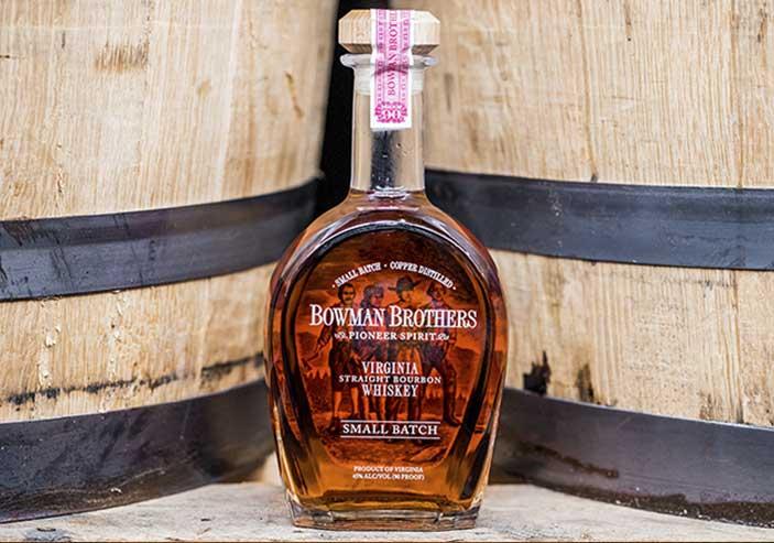 Bowman Brothers Bourbon | A. Smith Bowman Distillery
