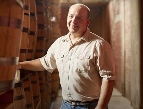 Master Distiller Brian Prewitt is Interviewed by WRVA's Jeff Katz