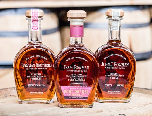 Whiskies Sweep Virginia Whiskey Category at 2020 International Whisky Competition