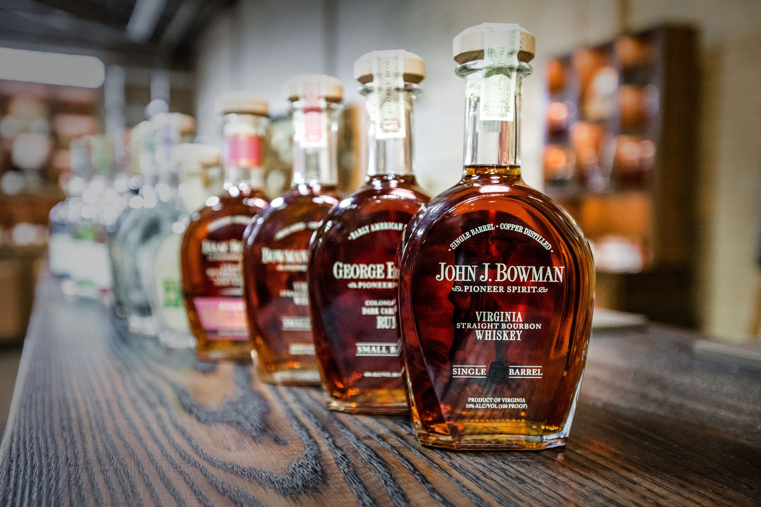 A. Smith Bowman Distillery | Trio Wins
