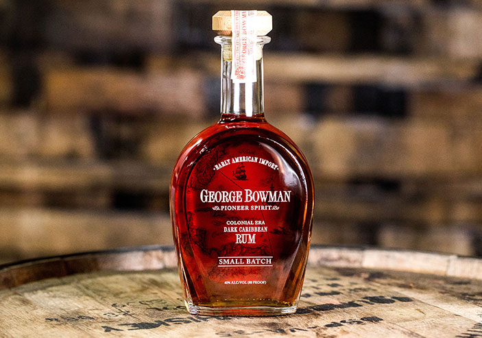 A. Smith Bowman Distillery | George Bowman