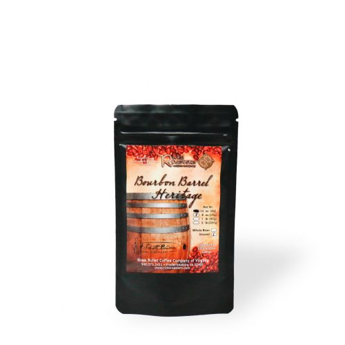 A. Smith Bowman Distillery | Bourbon Barrel Heritage Blend Coffee