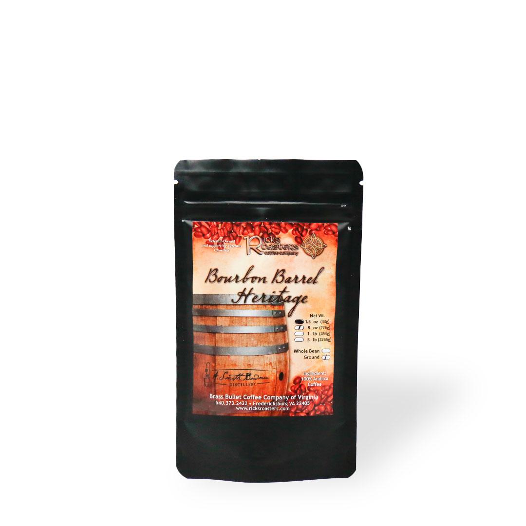 A. Smith Bowman Distillery | Bourbon Barrel Heritage Blend Coffee