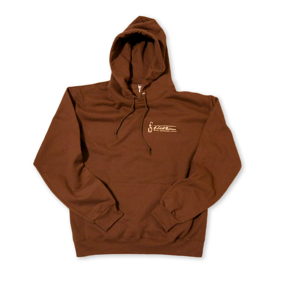 A. Smith Bowman Distillery | Chocolate Hoodie