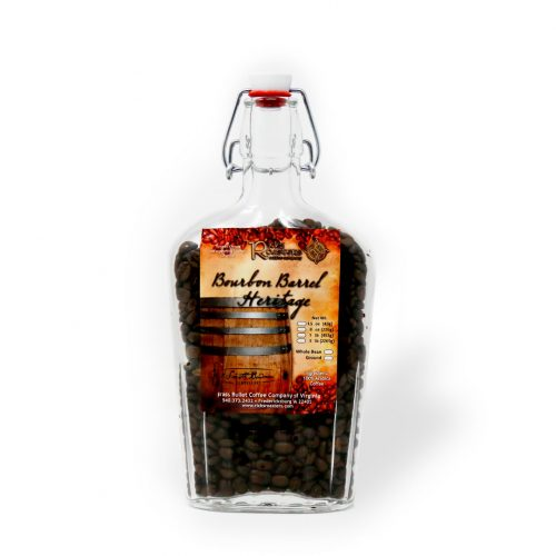 A. Smith Bowman Distillery | Bourbon Barrel Coffee Blend in a Flask