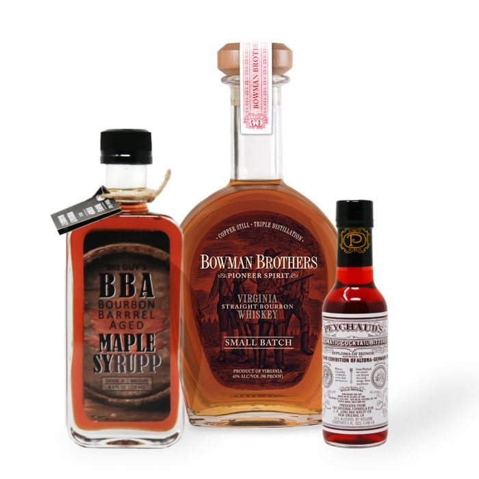 Maple Old Fashioned Cocktail Kit | A. Smith Bowman Distillery