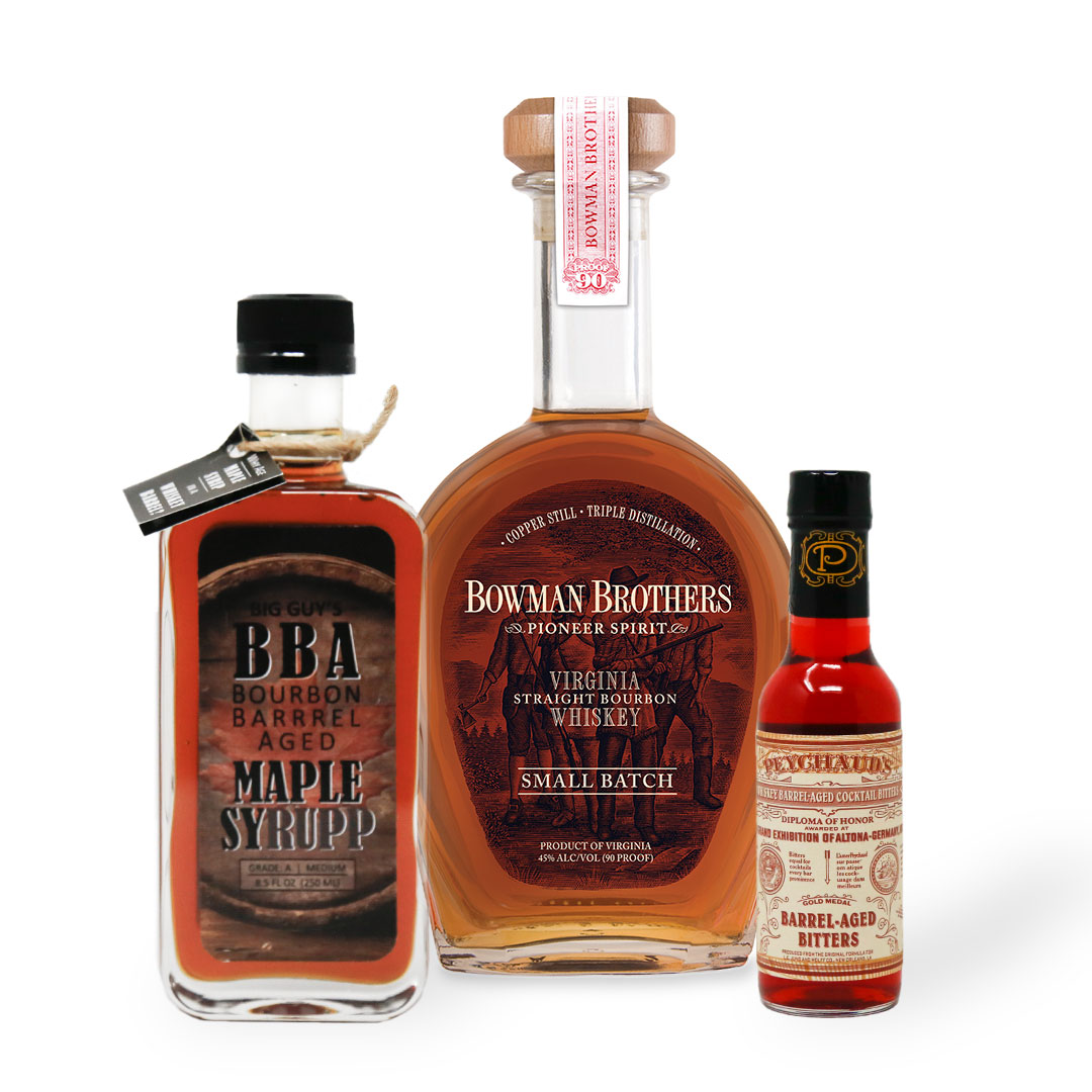 Maple Old Fashion Cocktail Kit   A. Smith Bowman Distillery