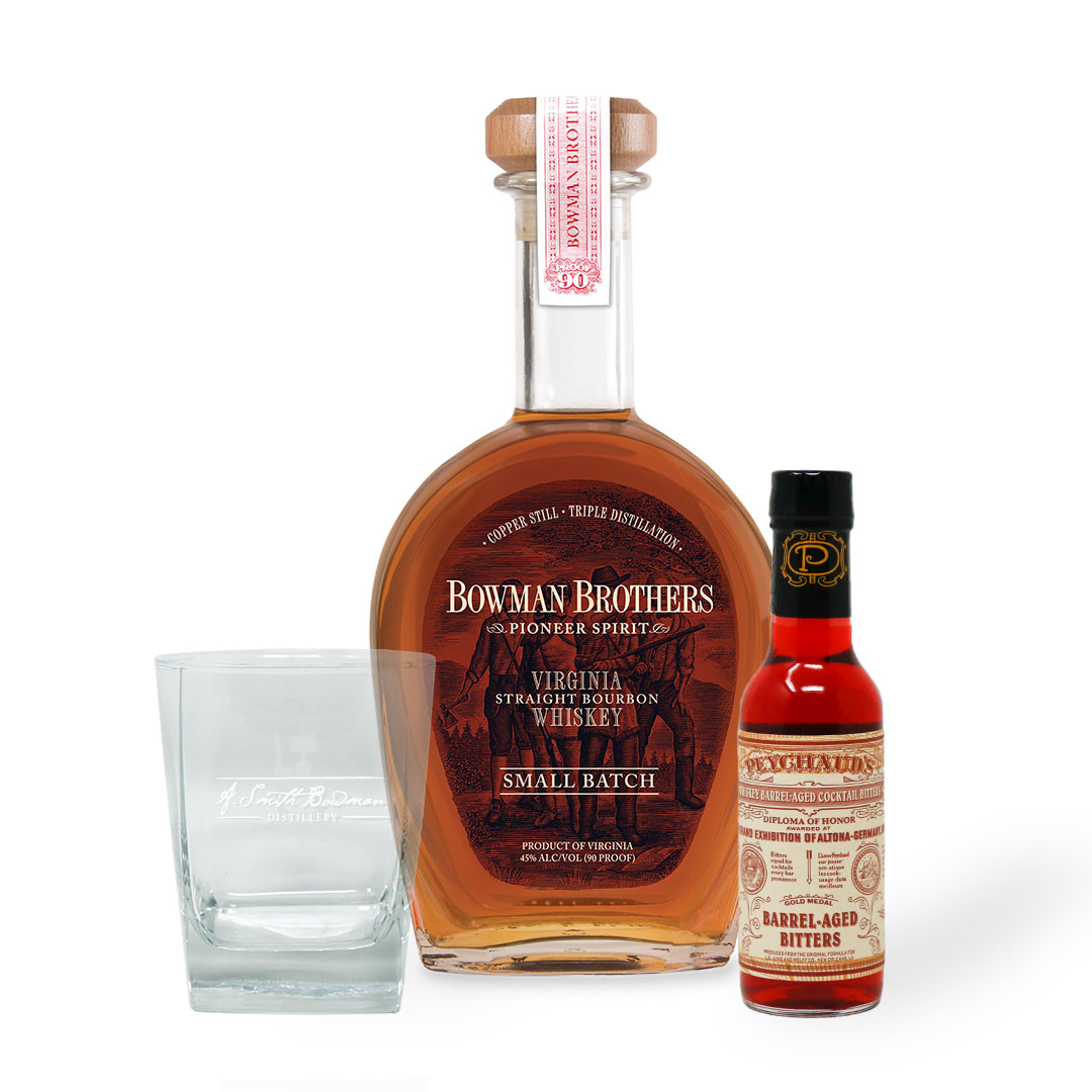 Old Fashioned Cocktail Kit   A. Smith Bowman Distillery