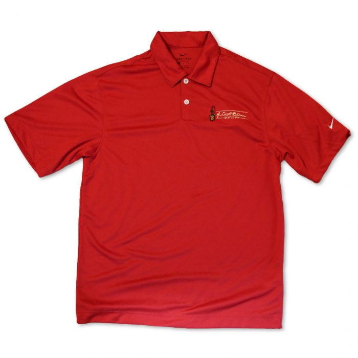 A. Smith Bowman Distillery Product | Red Nike Dri-Fit T-Shirt