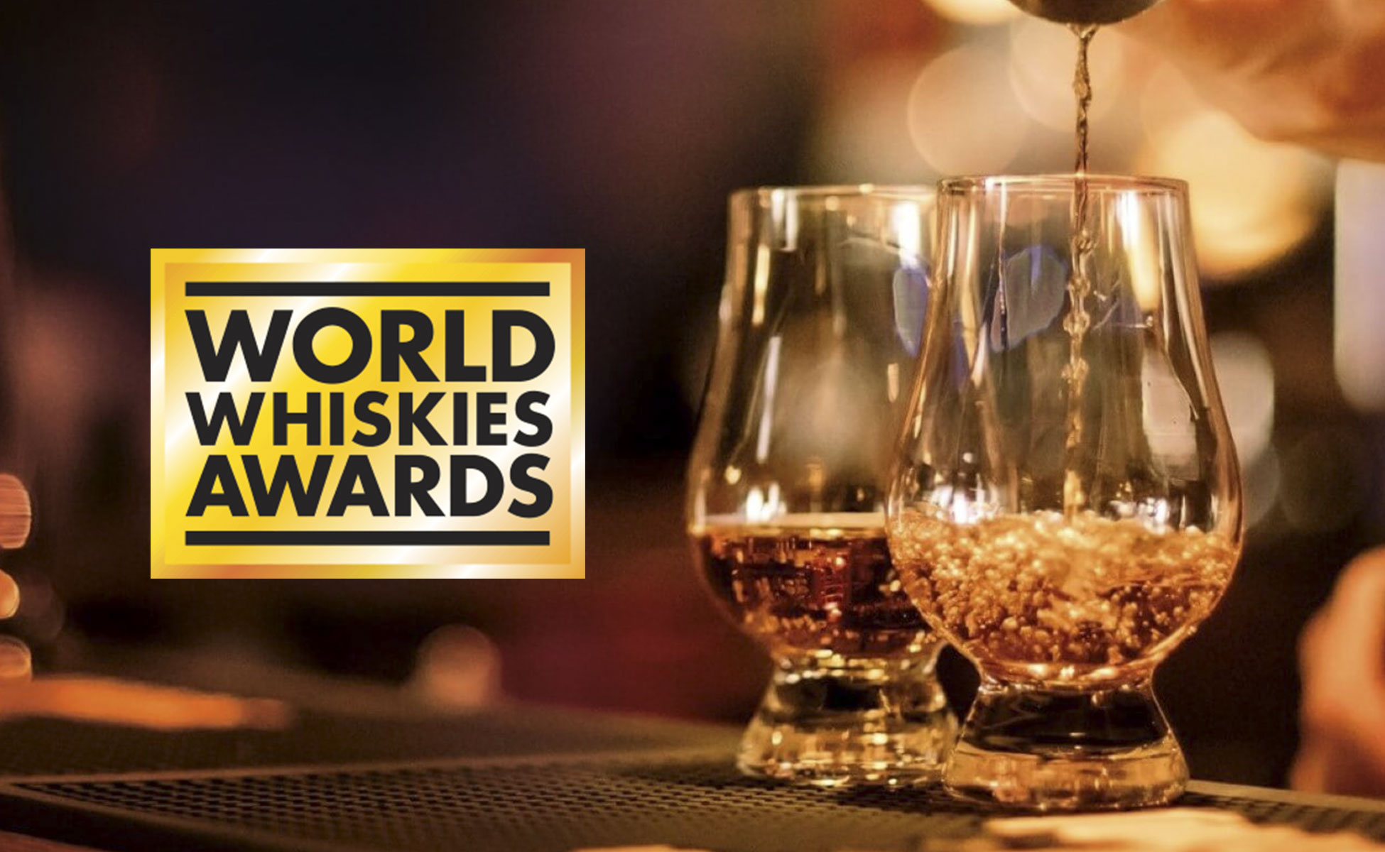 A. Smith Bowman World Whisky Award Winner