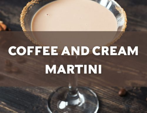 Coffee and Cream Martini