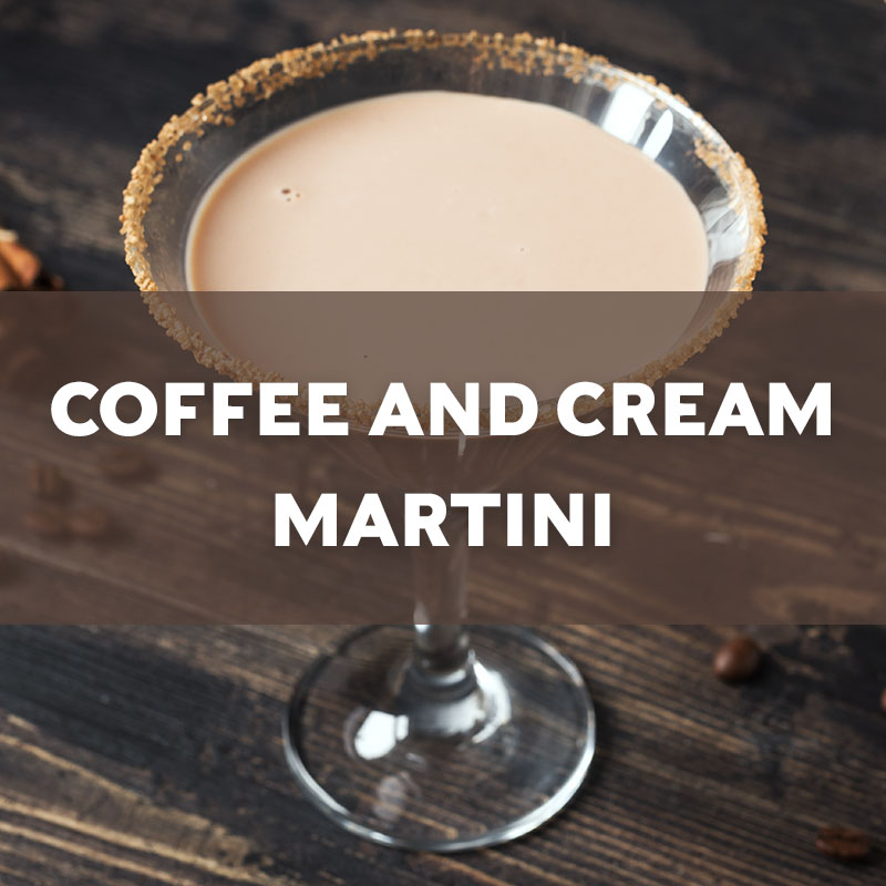 Coffee and Cream Martini | Cocktail | A. Smith Bowman Distillery