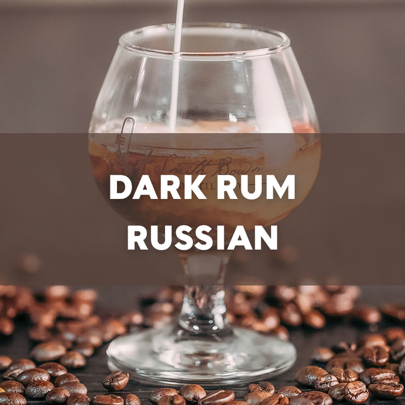Dark Rum Russian | Cocktail | A. Smith Bowman Distillery