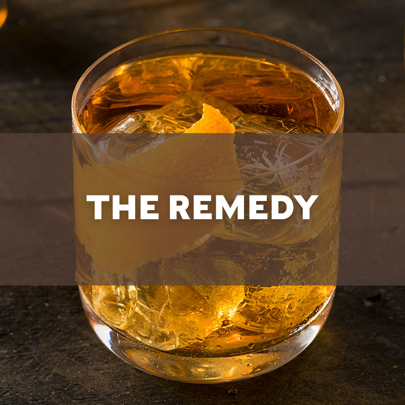 The Remedy | Cocktail | A. Smith Bowman Distillery