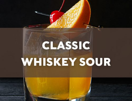 Classic Whiskey Sour