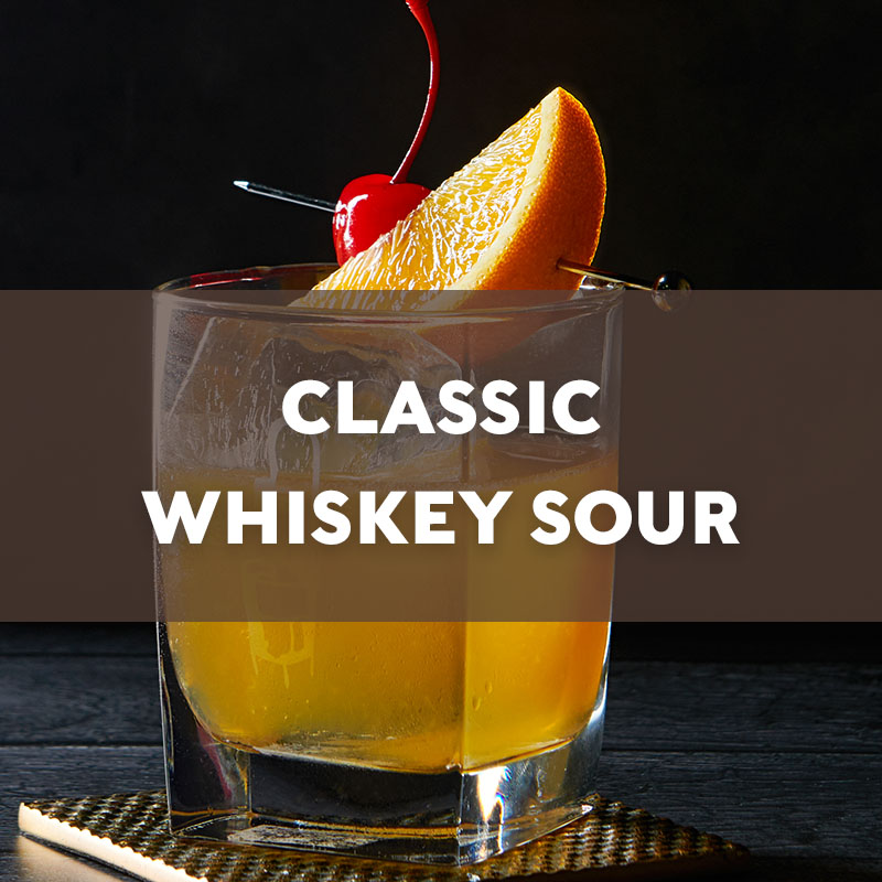 Whiskey Sour | Cocktail | A. Smith Bowman Distillery