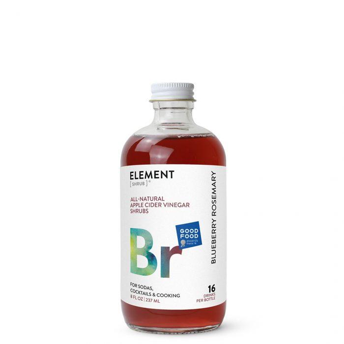 ELEMENT Products | Blueberry Rosemary Shrub
