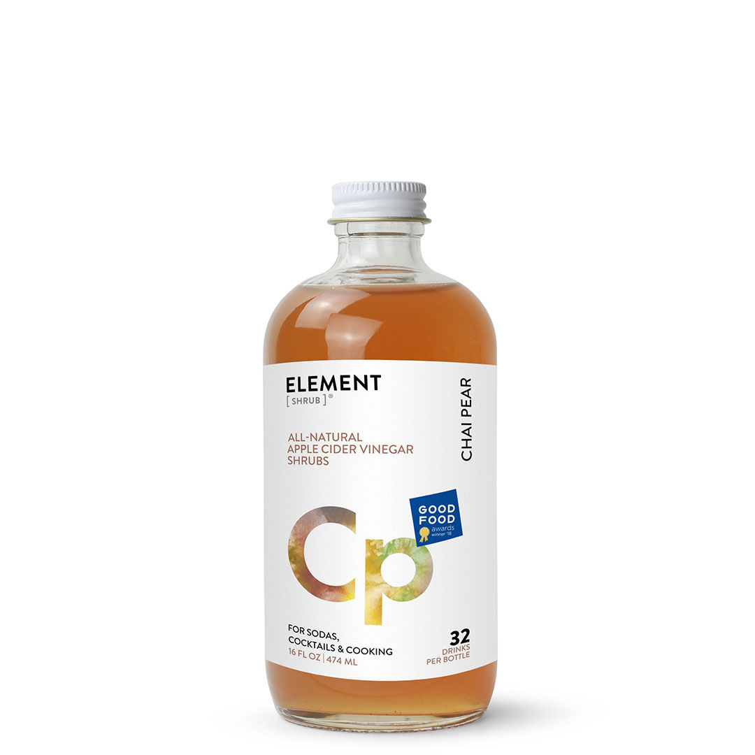 ELEMENT Products | Chai Pear Shrub